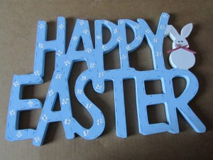 Happy Easter Sign 3