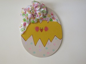 Easter Egg Chic Project 5